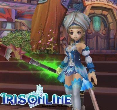 《iris online》未出先红 大众力气誓不行挡!