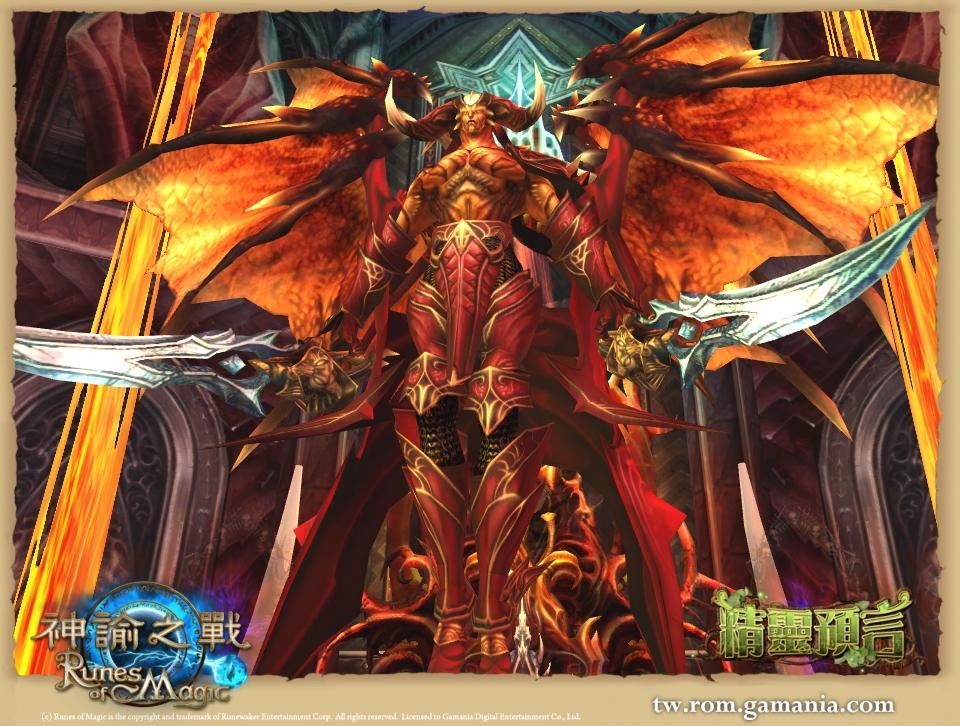 《神谕之战》「恶魔再临」4月23日邀你上线挑战极恶魔王!