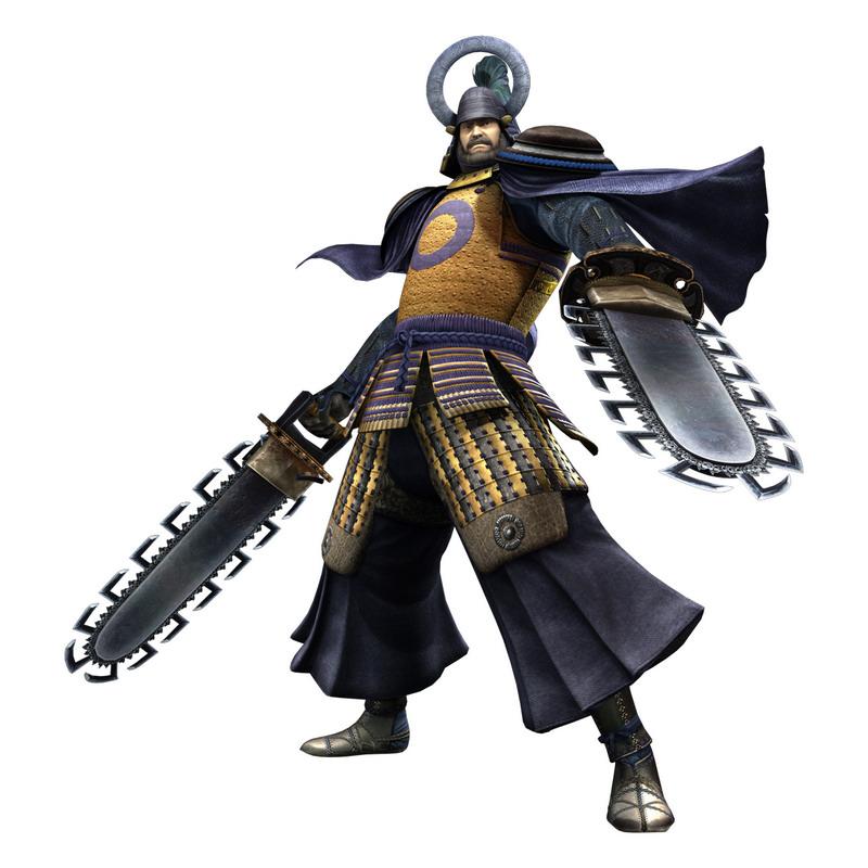被人称为「西之宗茂」,是与岛津义弘,本多忠胜并称的刚毅强者,也是武