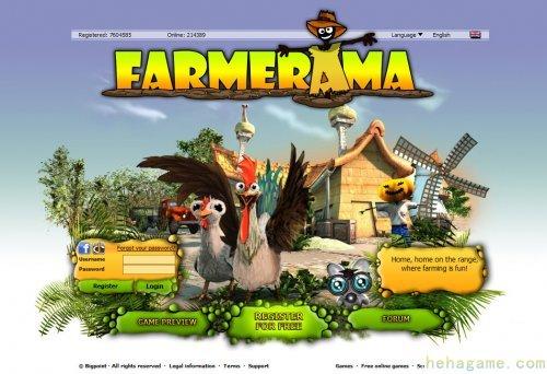 mgame抢攻韩国网页游戏商场 推出欧洲农场游戏《farmerama》
