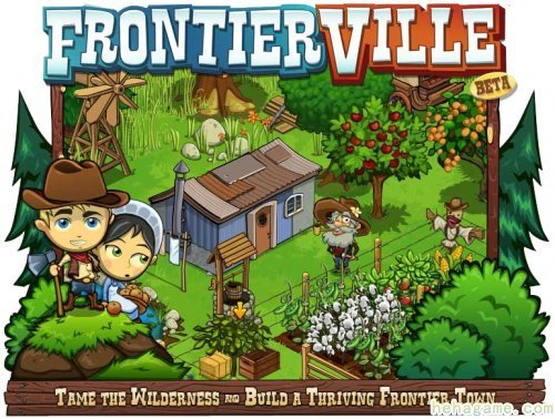 zynga亿万资本吹向日本 《frontierville》等抢手游戏可望推出日版