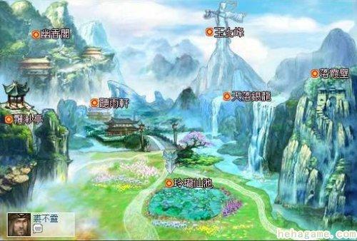 《江湖传闻》8 月 1 日崭新改版 推出「清香瑶池」「杨公宝库」两大副本