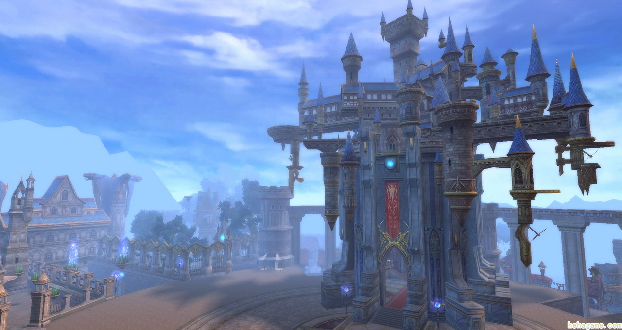 科幻城堡设计图