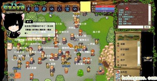 崭新玩法《web炎龙骑士团》10月6日光彩封测