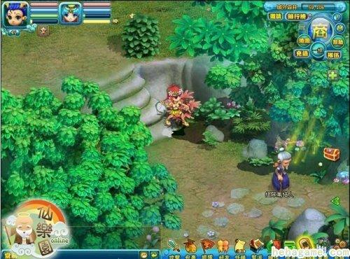 《仙乐土online》宠物王子「厉害虎」红遍世界!