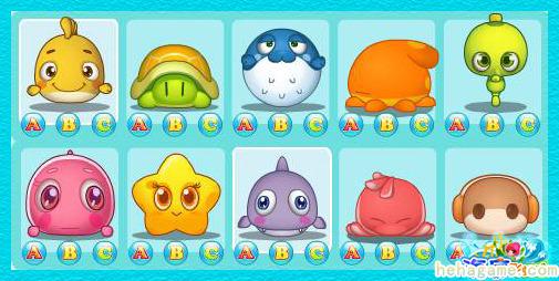 益智兒童遊戲《海底彩虹城Online》將於11月24日啟動封測,帶給兒童不一樣的感動!風格清新可愛,設定有趣又夢幻,一定能帶給您一段難忘體驗!以下馬上帶大家看看《海底彩虹城Online》的系統介紹: 變!變!變!小魚大變身! 大家在開始遊戲的時候,都能挑選一個可愛的小魚角色代表自己,而且不同的小魚,都各自具有不一樣的性格和經歷,記得挑選一個最能代表自己個性的小魚喔!在遊戲中通過淨化玩偶或者做任務,就可以累積到所需的條件和道具,用來進行變身。通過彩虹實驗室的人魚變身系統,小魚就可以蛻變成勇敢、漂亮的人魚,為