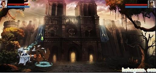 欧美游戏奇幻风景
