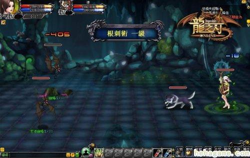 《龙之刃》新版上线玩家领聚会场所有优化!