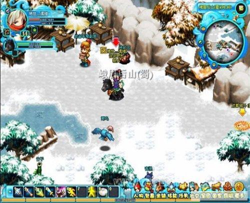 最受欢送web game《明珠群英传》台湾香港澳门地域即将上市!