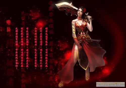 蓄势待发的mmorpg无故网页游戏《武侠风波》汉文版内测将于2010年12月10日广博打开!