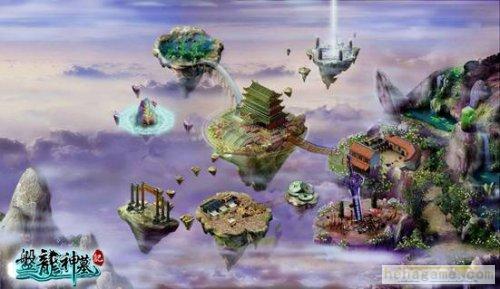 《盘龙神墓记》跨年振动,共你所有迈进2011!