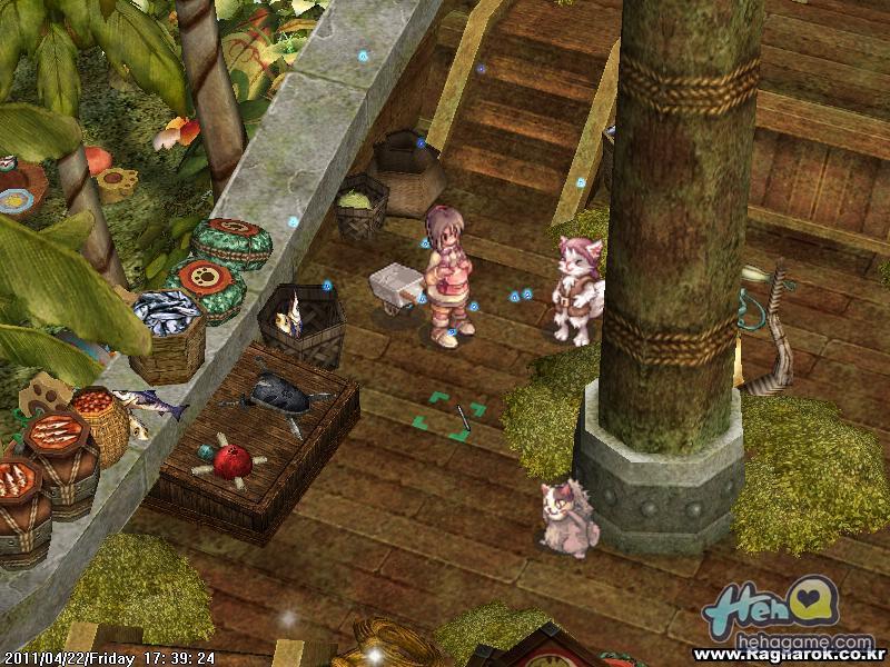 游戏截图   《新仙境传说online》官网 (http://ro.gameflier.
