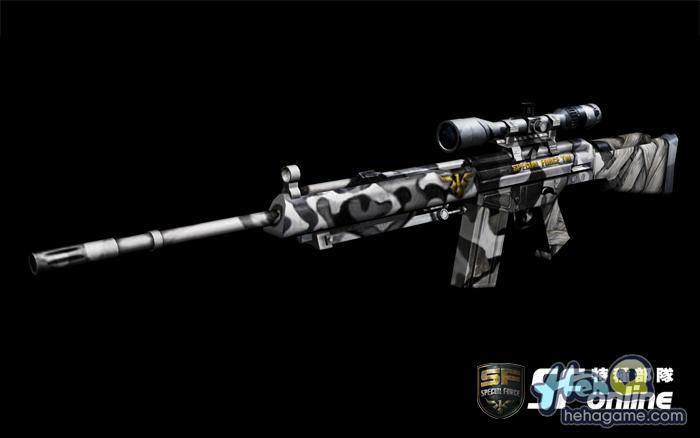 msg90步_《sf online》全新乐透枪 headshot「msg-90」「m945