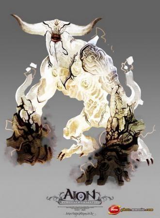 韩国《永恒之塔》众怪物全新原画欣赏