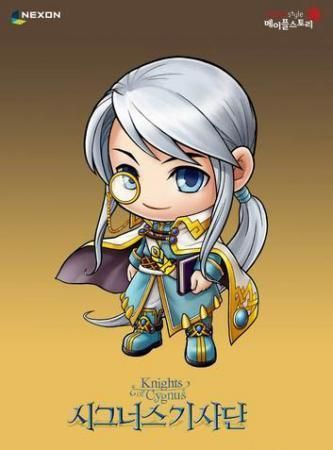 新职业cygnus骑士《冒险岛》游戏视频