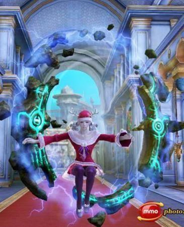 韩国《永恒之塔》更新圣诞精美图欣赏