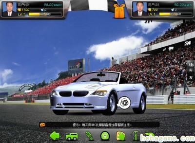 《极速飞车》正式在 facebook 平台上任 与亲信赛一场