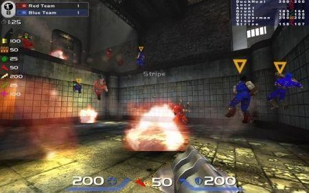 【抢鲜玩】《quake live》鲜领会 网页游戏也能玩《雷神之鎚》!